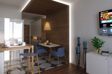 Дизайн проект смарт квартиры (фото 1)