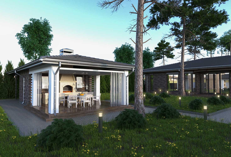 Жилой дом в с. Агрономическое (фото 4)