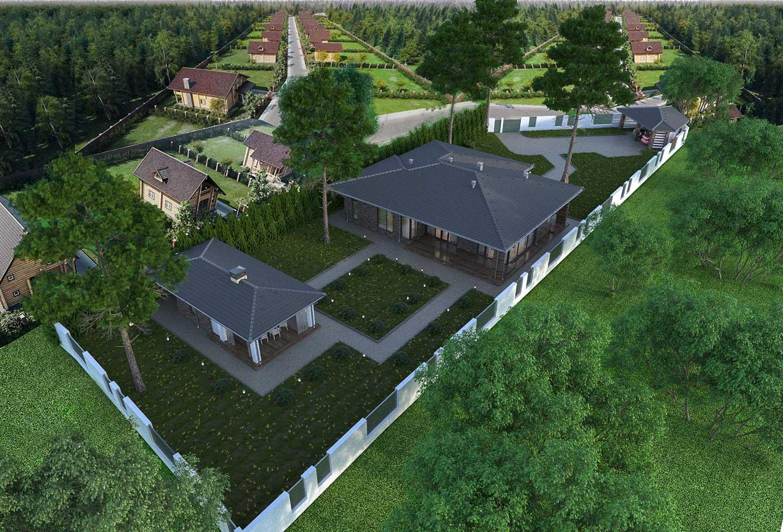 Жилой дом в с. Агрономическое (фото 5)