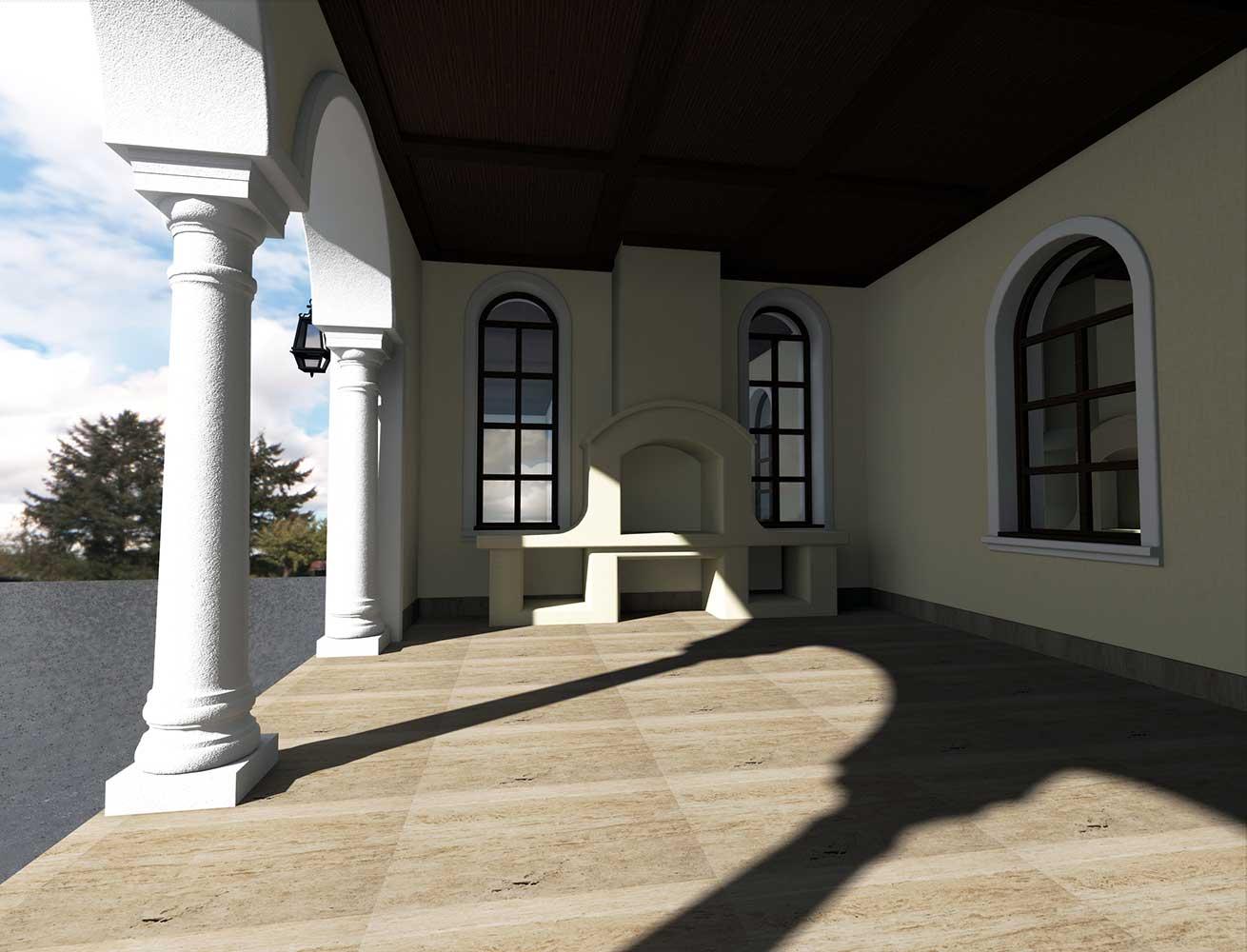 Жилой дом в г. Бар (фото 5)