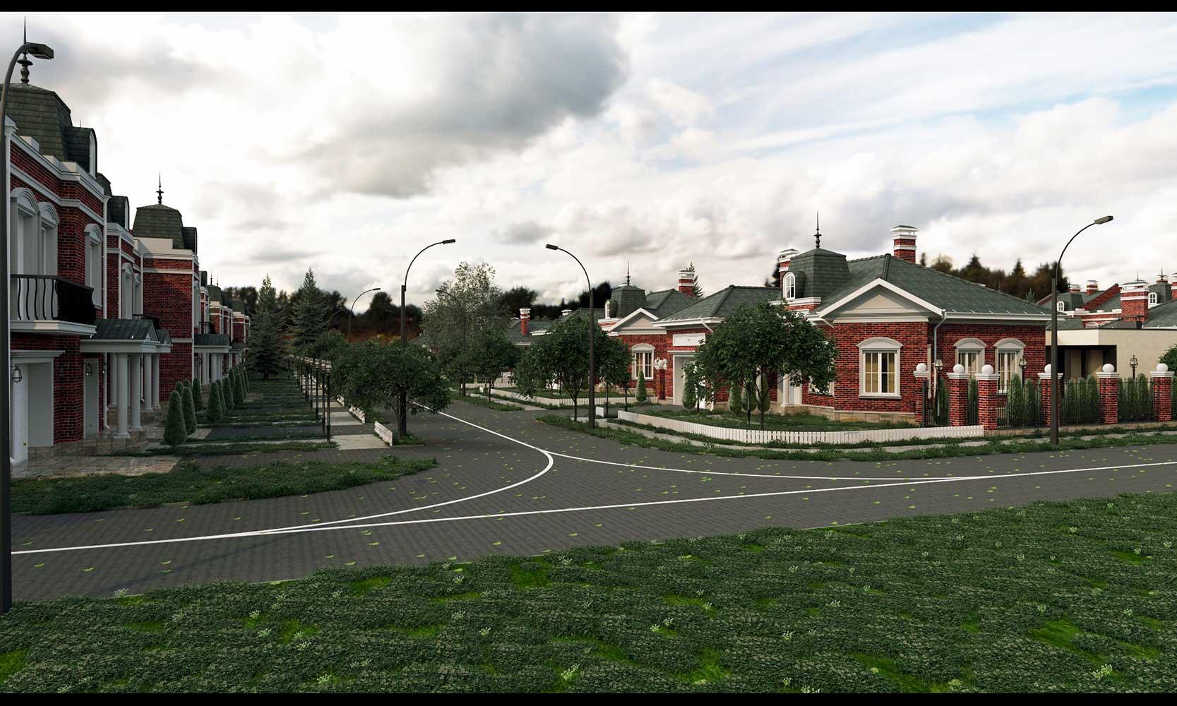 Проектное предложение жилой группы (фото 8)