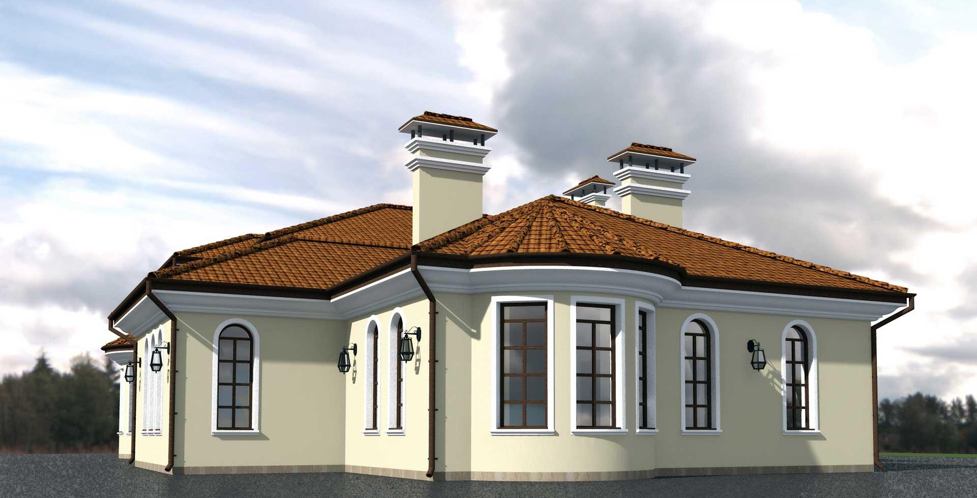 Жилой дом в г. Бар (фото 7)