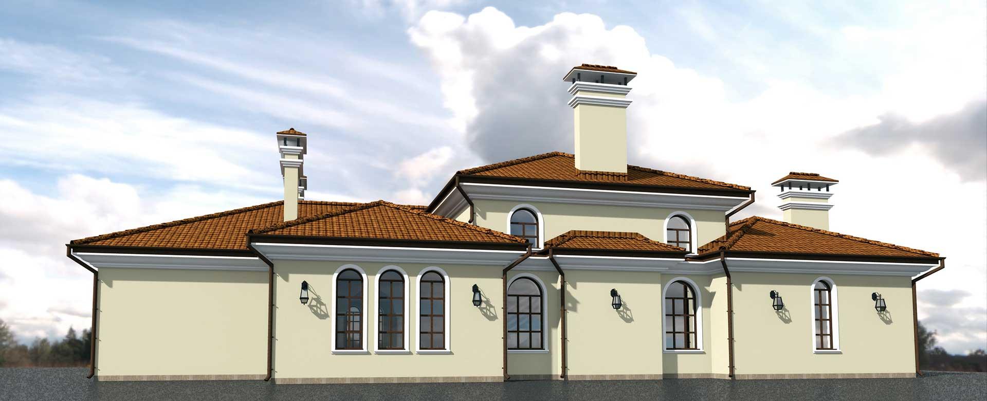 Жилой дом в г. Бар (фото 8)