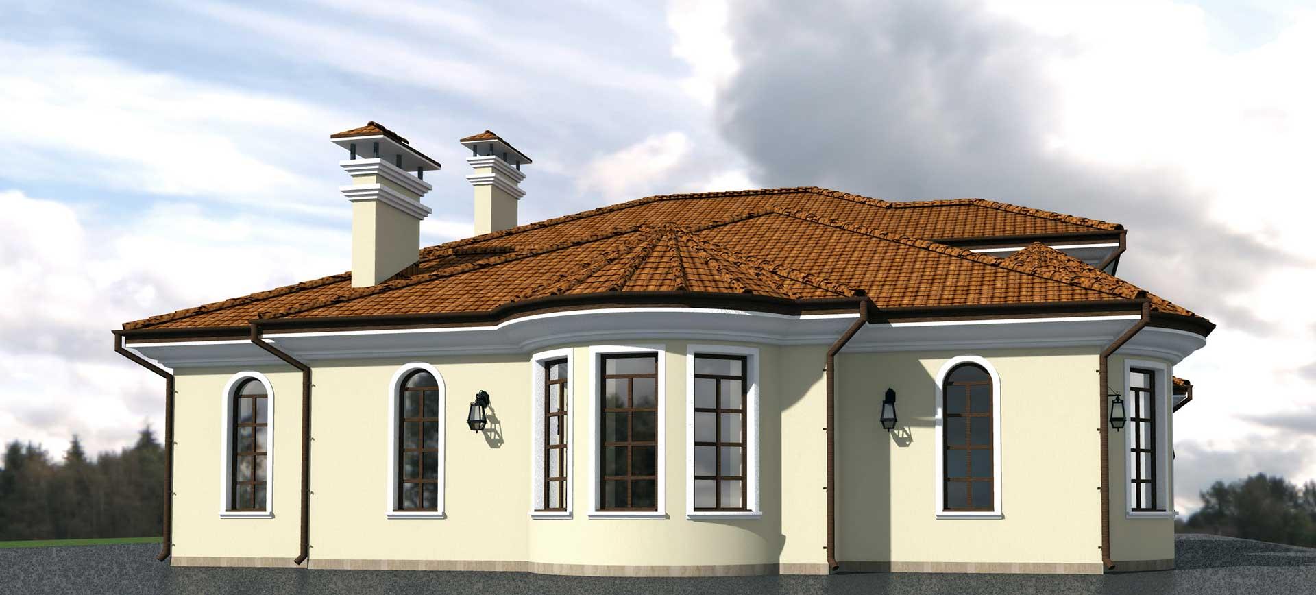 Жилой дом в г. Бар (фото 9)