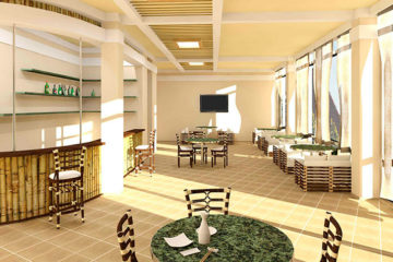 Проектирование отелей