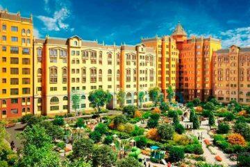 Проектирование жилых комплексов